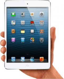Current: iPad Mini 2012
