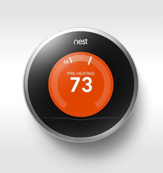 Nest Learning Thermostate