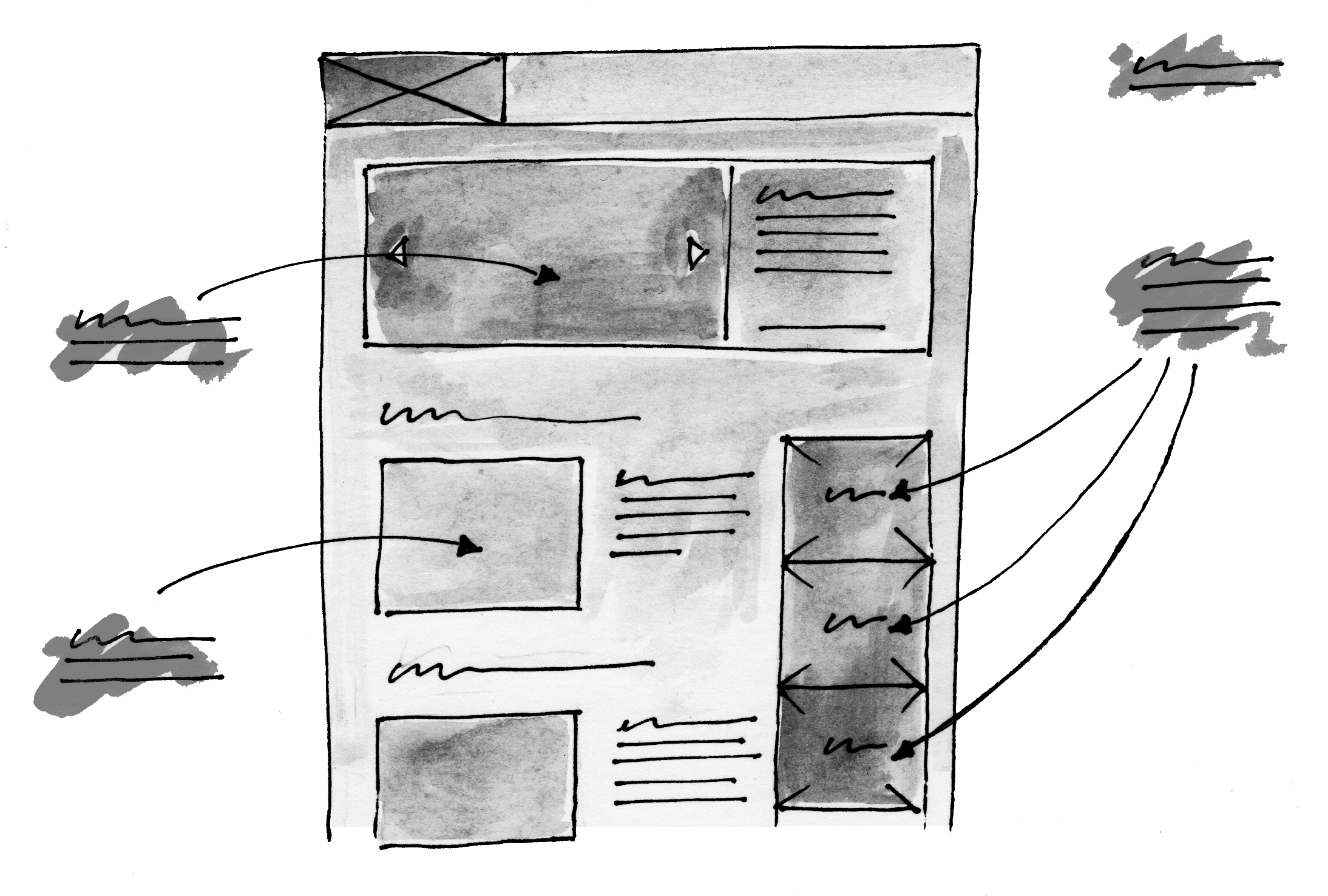 Wireframing For Beginners Ux Mastery Wire Loop Game Schematic